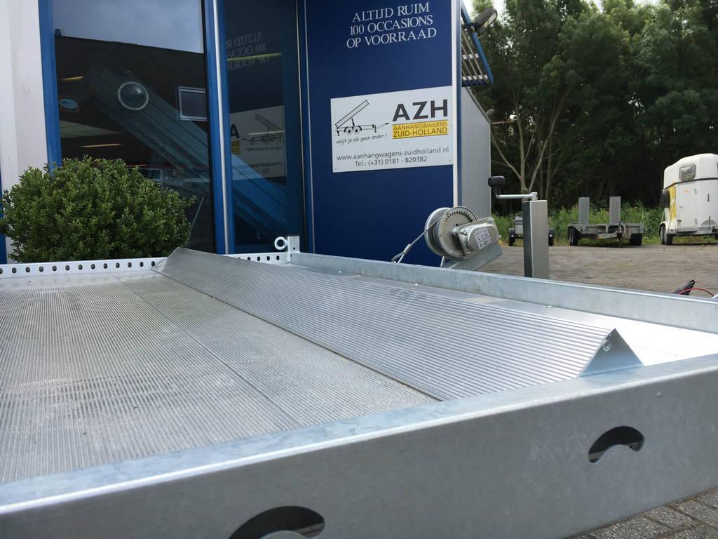 Anssems autotransporter 405x200cm 3000kg Aanhangwagens Zuid-Holland 2.0 bindmogelijkheden