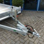 Anssems autotransporter 405x200cm 3000kg Aanhangwagens Zuid-Holland 2.0 dissel