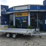 Anssems autotransporter 405x200cm 3000kg Aanhangwagens Zuid-Holland 2.0 hoofd
