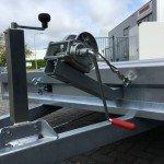 Anssems autotransporter 405x200cm 3000kg Aanhangwagens Zuid-Holland 2.0 lier