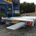 Anssems autotransporter 405x200cm 3000kg Aanhangwagens Zuid-Holland 2.0 sledes