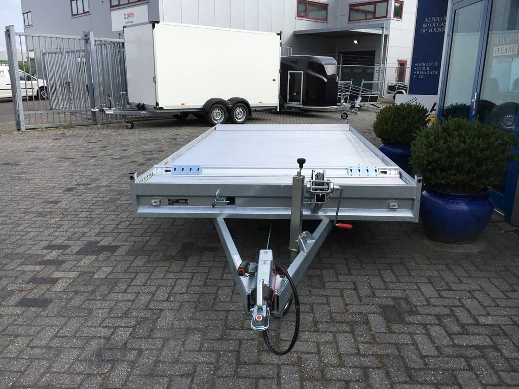 Anssems autotransporter 405x200cm 3000kg Aanhangwagens Zuid-Holland 2.0 voorkant