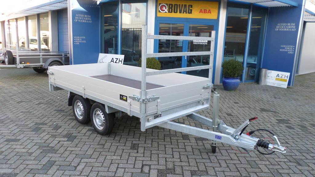 Anssems plateau 305x153cm 2000kg plateauwagens Aanhangwagens Zuid-Holland hoofd