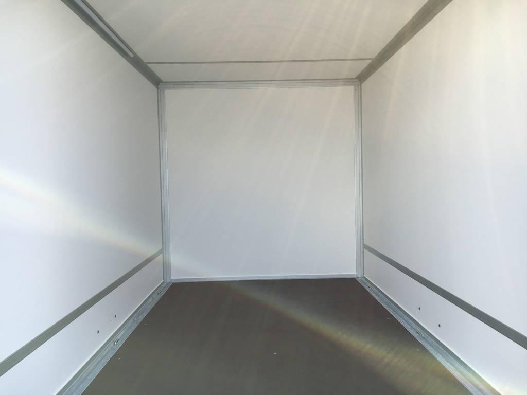 Easyline gesloten 251x153x147 750kg Aanhangwagens Zuid-Holland binnenkant 2.0