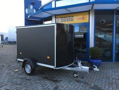 Easyline gesloten 255x125x155cm 1300kg Aanhangwagens Zuid-Holland hoofd