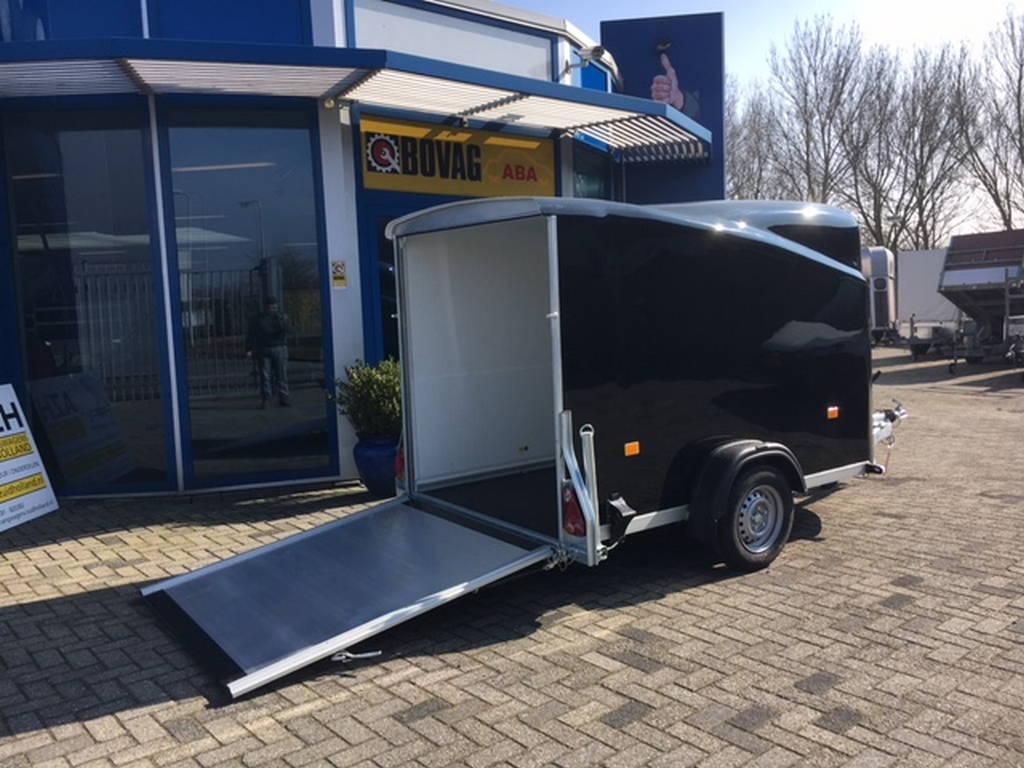 Easyline gesloten 300x151x170cm Aanhangwagens Zuid-Holland achterklep