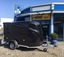 Easyline gesloten 300x151x170cm Aanhangwagens Zuid-Holland hoofd