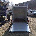 Easyline gesloten 300x151x170cm Aanhangwagens Zuid-Holland laadruimte