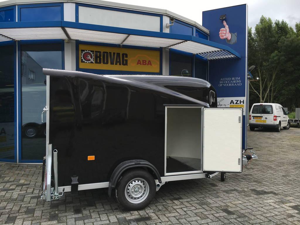 Easyline gesloten 300x151x170cm Aanhangwagens Zuid-Holland zijdeur