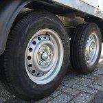 Easyline kipper 300x180cm 2600kg kippers Aanhangwagens Zuid-Holland banden 2.0