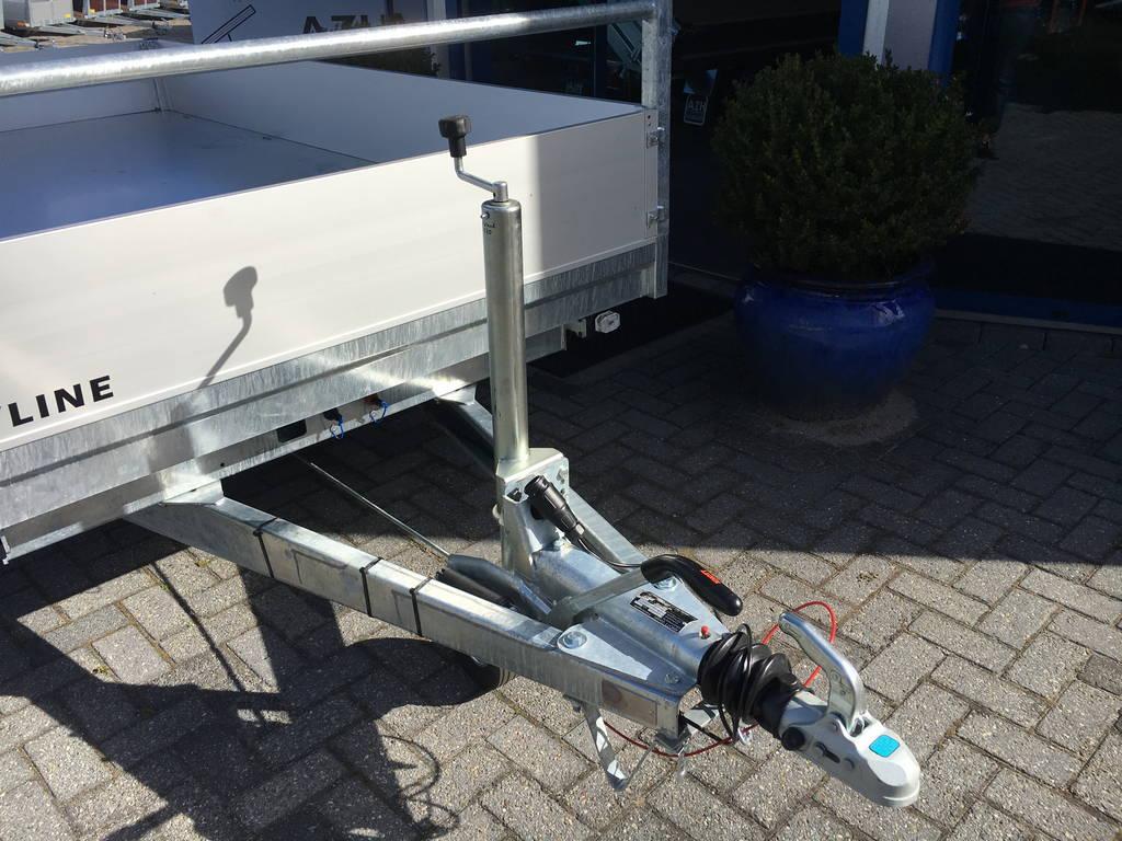 Easyline kipper 300x180cm 2600kg kippers Aanhangwagens Zuid-Holland dissel 2.0
