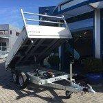 Easyline kipper 300x180cm 2600kg kippers Aanhangwagens Zuid-Holland hoofd 2.0