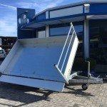 Easyline kipper 300x180cm 2600kg kippers Aanhangwagens Zuid-Holland open zijkant 2.0