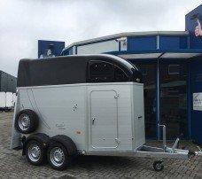 Humbaur Xanthos 2 paards trailer paardentrailer Aanhangwagens Zuid-Holland 2.0 hoofd