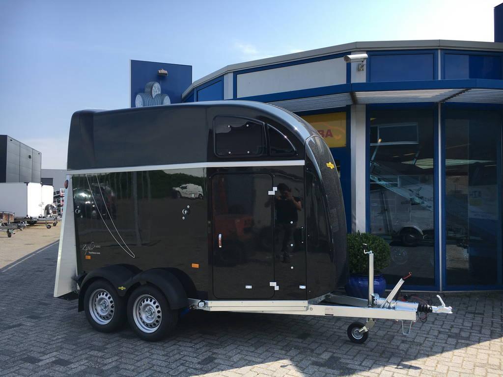 Humbaur Zephir 2 paards trailer paardentrailer Aanhangwagens Zuid-Holland 2.0 hoofd