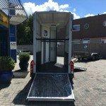 Ifor Williams HB403 1,5 paards trailer Aanhangwagens Zuid-Holland 2.0 achter open