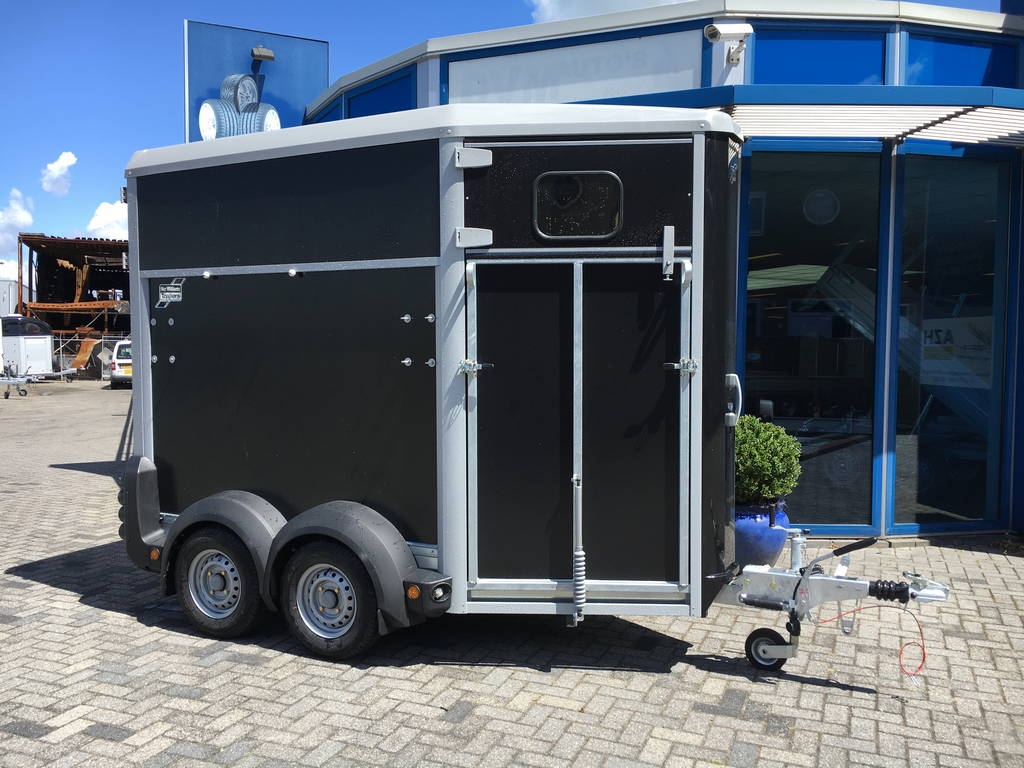 Ifor Williams HB403 1,5 paards trailer Aanhangwagens Zuid-Holland 2.0 hoofd