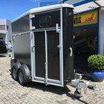 Ifor Williams HB403 1,5 paards trailer Aanhangwagens Zuid-Holland 2.0 voorkant