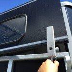 Ifor Williams HB403 1,5 paards trailer Aanhangwagens Zuid-Holland 2.0 voorraam