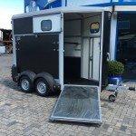 Ifor Williams HB403 1,5 paards trailer Aanhangwagens Zuid-Holland 2.0 vooruitloop