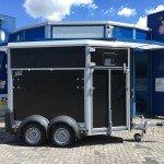 Ifor Williams HB403 1,5 paards trailer Aanhangwagens Zuid-Holland 2.0 zijkant