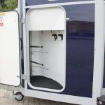Ifor Williams HB506 2 paards trailer Aanhangwagens Zuid-Holland zadelkamer