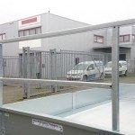 Ifor Williams kipper 362x195cm 3500kg kippers Aanhangwagens Zuid-Holland koprek