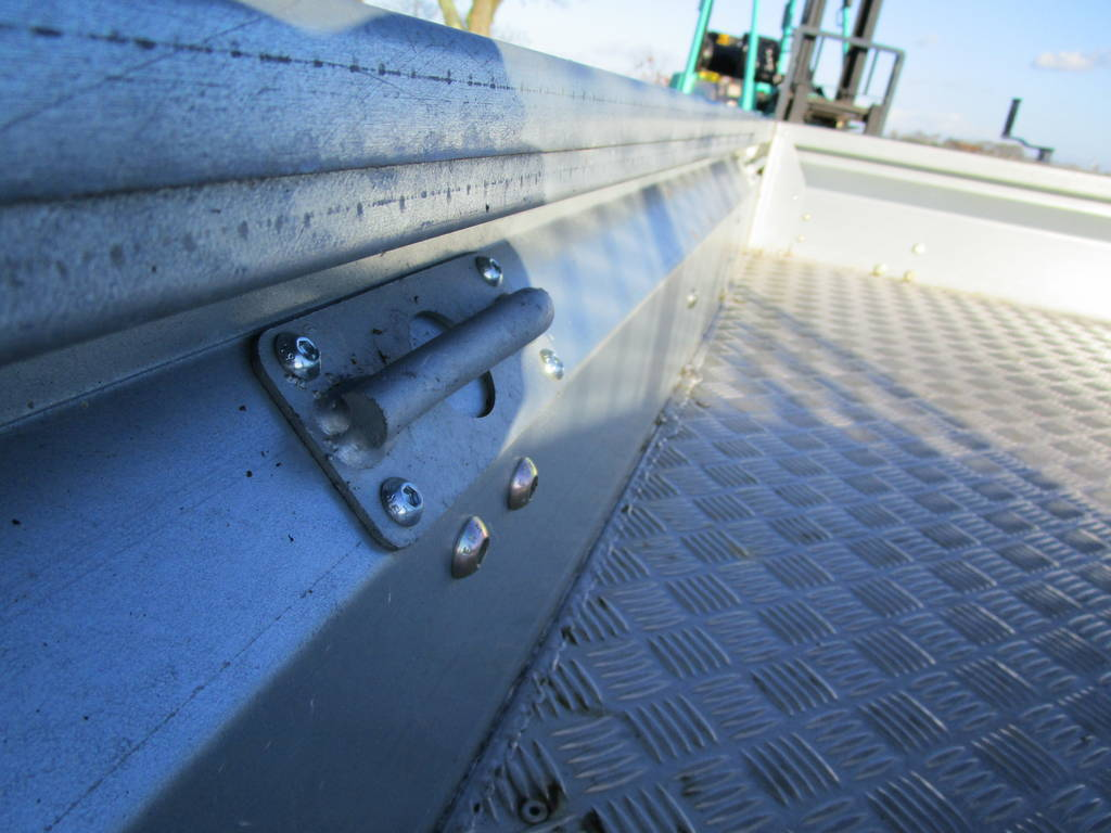 Ifor Williams transporter 303x157cm 3500kg Aanhangwagens Zuid-Holland bindogen