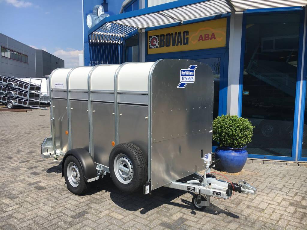 Ifor Williams veetrailer 244x121x153cm Aanhangwagens Zuid-Holland nw hoofd