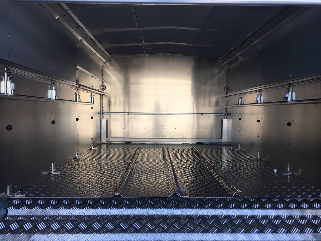 Ifor Williams veetrailer 304x156x183cm Aanhangwagens Zuid-Holland binnenkant 2.0
