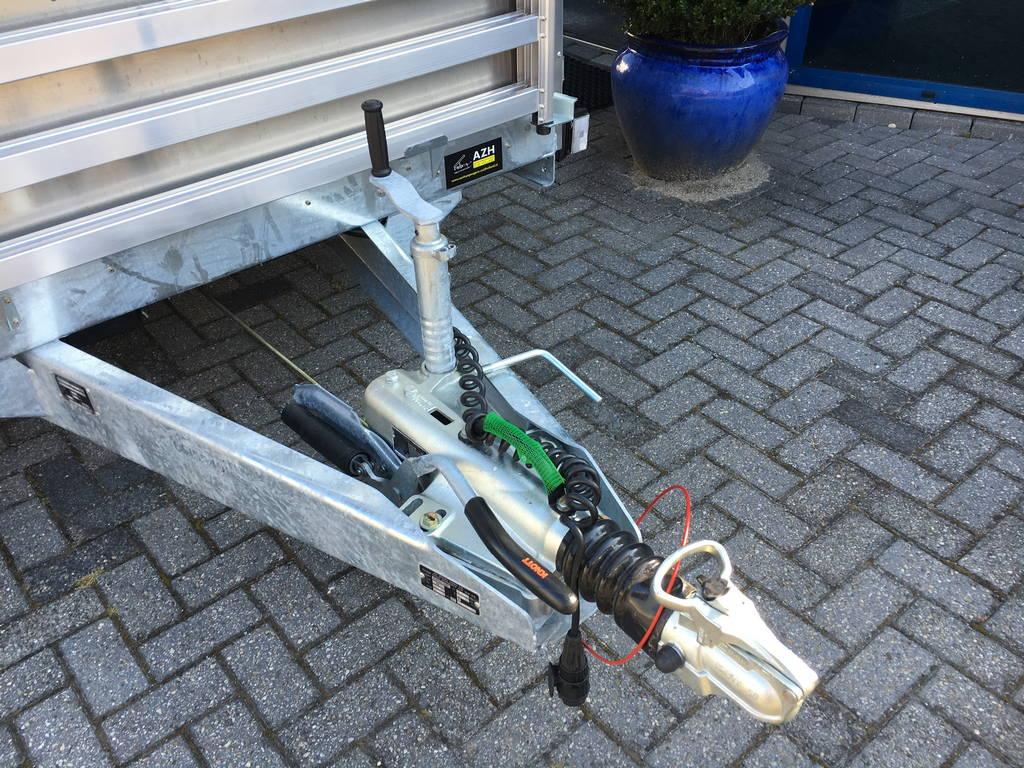 Ifor Williams veetrailer 304x156x183cm Aanhangwagens Zuid-Holland dissel 2.0