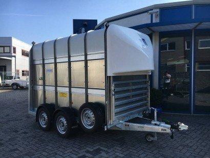 Ifor Williams veetrailer 304x156x183cm Aanhangwagens Zuid-Holland hoofd 2.0