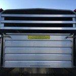 Ifor Williams veetrailer 304x156x183cm Aanhangwagens Zuid-Holland luik 2.0