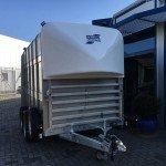 Ifor Williams veetrailer 304x156x183cm Aanhangwagens Zuid-Holland voorkant 2.0