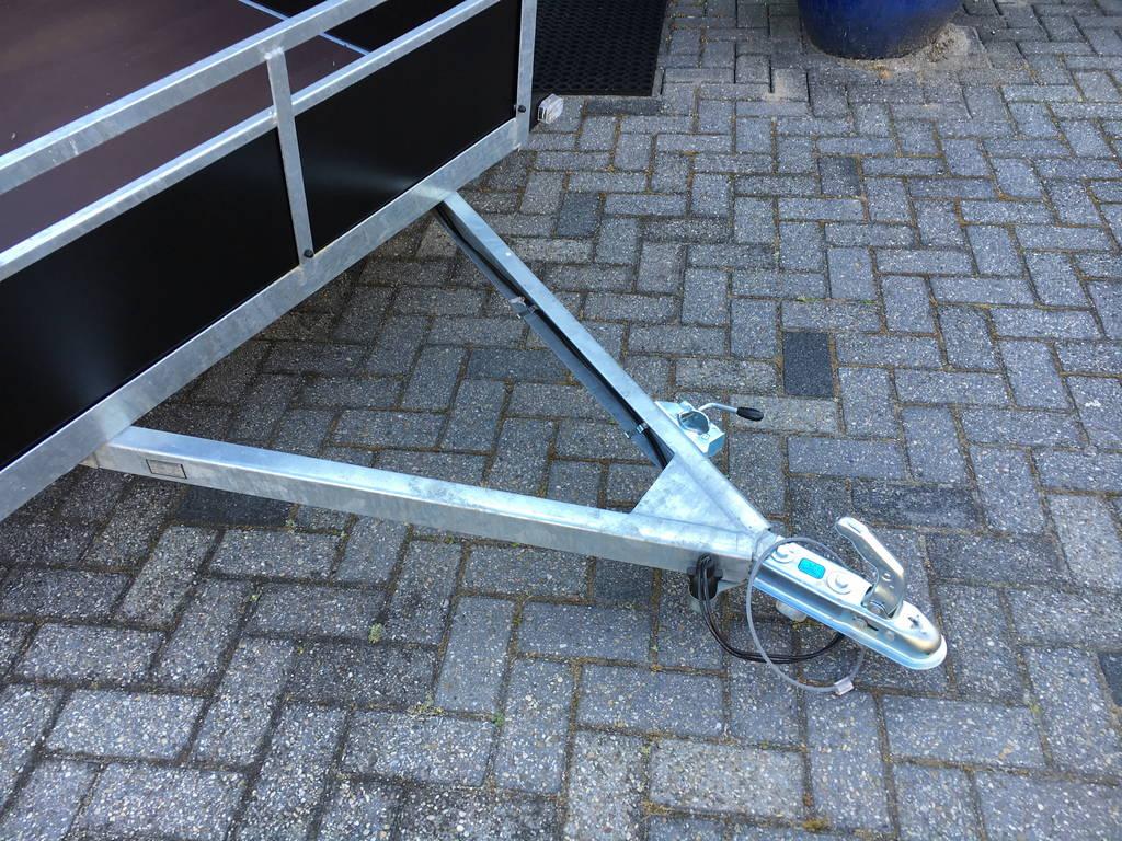 Loady enkelas 200x130cm Aanhangwagens Zuid-Holland 2.0 dissel