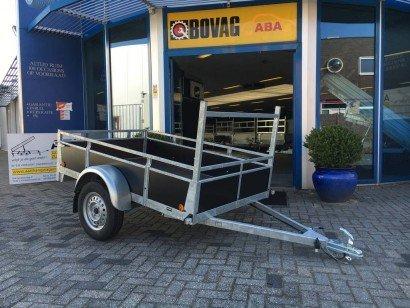 Loady enkelas 200x130cm Aanhangwagens Zuid-Holland 2.0 hoofd