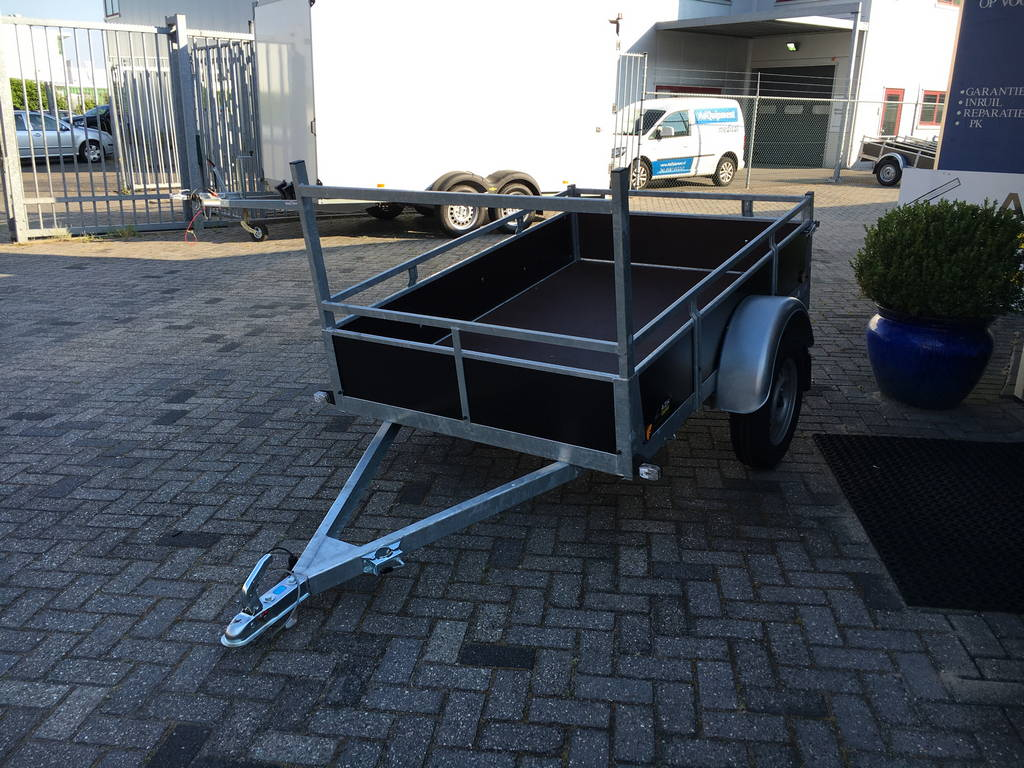 Loady enkelas 200x130cm Aanhangwagens Zuid-Holland 2.0 overzicht