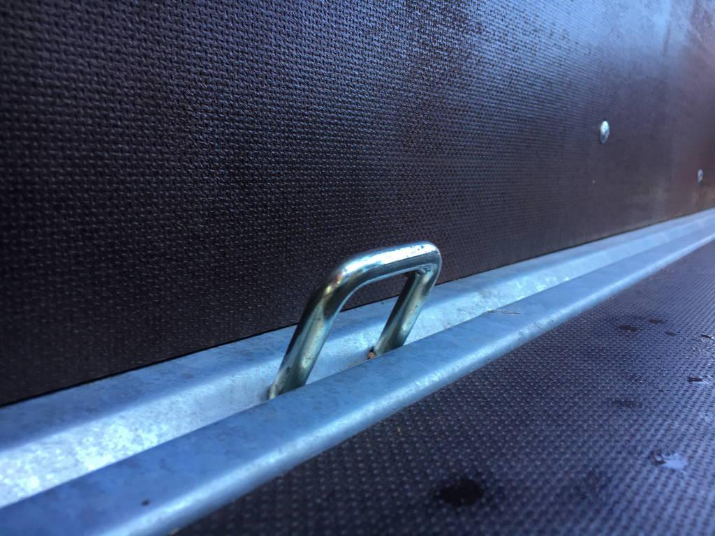 Loady enkelas 250x130cm bakwagens enkelas Aanhangwagens Zuid-Holland bindogen 2.0