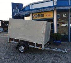 Loady huifaanhanger 254x129x150cm Aanhangwagens Zuid-Holland 2.0 hoofd