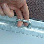 Loady tandemas 307x131cm bakwagens tandemas Aanhangwagens Zuid-Holland touwhaken