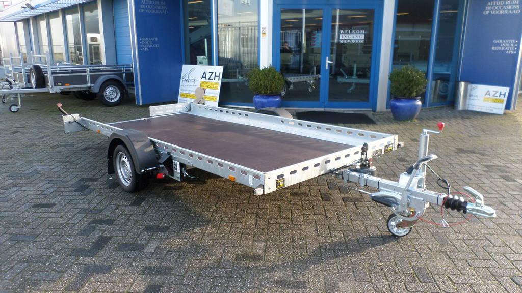 Proline autotransporter 375x180cm autotransporters Aanhangwagens Zuid-Holland hoofd