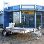 Proline autotransporter 375x180cm autotransporters Aanhangwagens Zuid-Holland overzicht