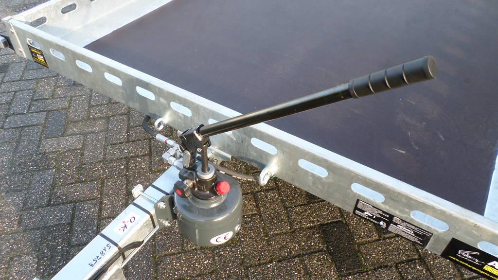Proline autotransporter 375x180cm autotransporters Aanhangwagens Zuid-Holland zakbaar