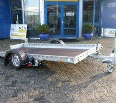 Proline autotransporter 375x180cm autotransporters Aanhangwagens Zuid-Holland zijkant zakbaar