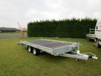 Proline autotransporter 401x202cm 2700kg Aanhangwagens Zuid-Holland hoofd