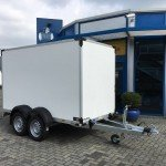 Proline bloemenwagen 304x151x200cm Aanhangwagens Zuid-Holland hoofd