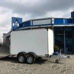 Proline bloemenwagen 304x151x200cm Aanhangwagens Zuid-Holland zijkant