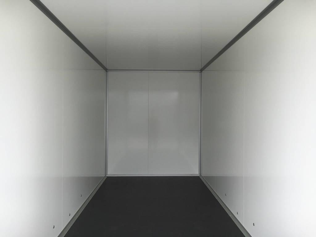 Proline bloemenwagen 407x181x200cm Aanhangwagens Zuid-Holland 2.0 binnenkant