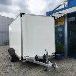 Proline bloemenwagen 407x181x200cm Aanhangwagens Zuid-Holland 2.0 voorkant
