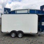 Proline bloemenwagen 407x181x200cm Aanhangwagens Zuid-Holland 2.0 zijkant